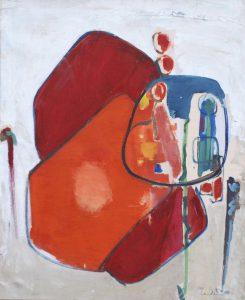 Jean-Pierre Landau, Amour contrarié, 2005