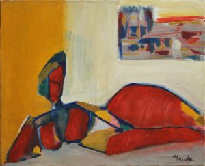 Jean-Pierre Landau, Week-end à Sienne, 2003